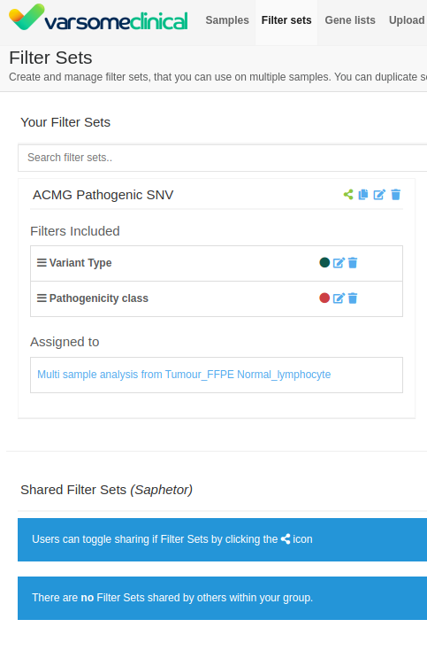 Sharing Filters between users of same group-1