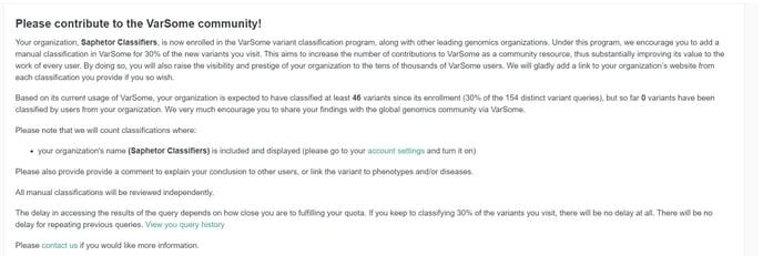 VarSome's Publication Link Program